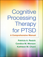 CPT for PTSD Cover Image